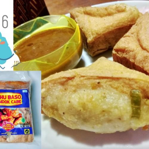 Foto Produk Tahu Baso Pondok Cabe / tahu baso ponca dari RN FROZEN FOOD