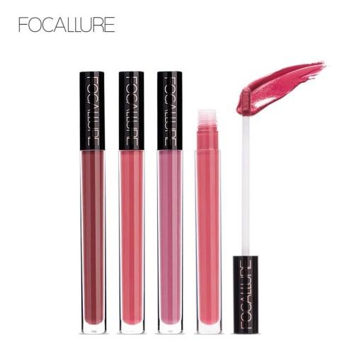 FOCALLURE Waterproof Matte Nude Liquid Lipstick FA57 - FA57-13 1