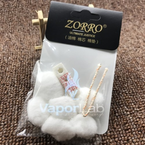 Foto Produk KAPAS KATUN ZIPPO ZIPO LIGHTER COTTON FELT dari VAPOR LAB