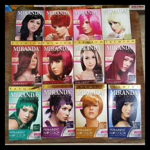 Jual Terlaris Miranda Hair Color Semir Rambut Cat Rambut Best Seller Jakarta Barat Ratna Olsshops Tokopedia
