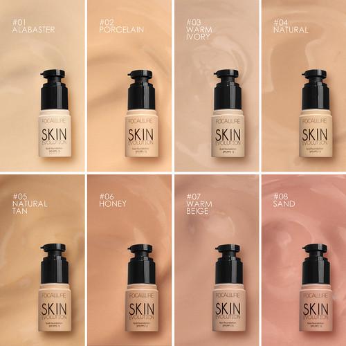 FOCALLURE Liquid Foundation BB Cream Face Base Makeup FA30 - FA30-06 2