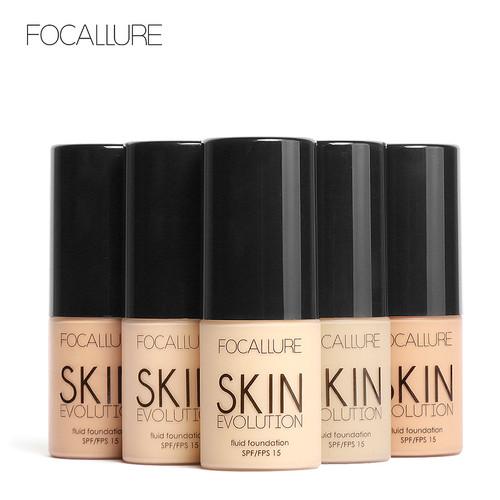 FOCALLURE Liquid Foundation BB Cream Face Base Makeup FA30 - FA30-06 1