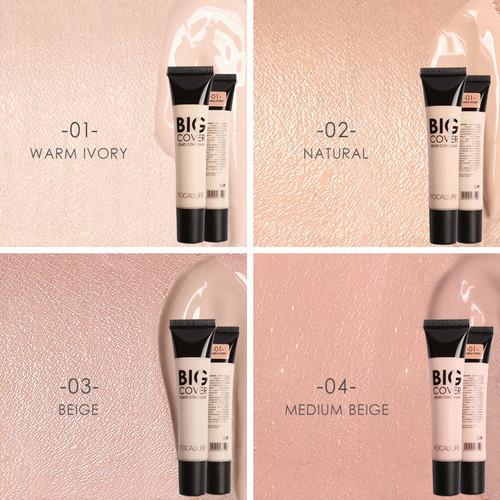 FOCALLURE Flawless Liquid Concealer Cover Cream FA31 - FA31-04 5