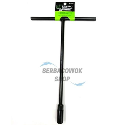 Foto Produk kunci sok T tekiro 7 - 14 mm dari SERBACOWOKSHOP