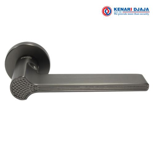 Foto Produk Gagang Pintu Rumah Minimalis KEND HRE 85.519 Black dari Kenari Djaja