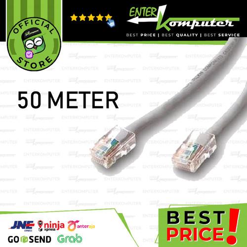Foto Produk Kabel LAN 50 Meter - Standard dari Enter Komputer Official