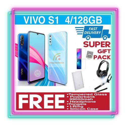 Foto Produk VIVO S1 Ram 4GB 128GB Garansi resmi vivo indonesia - Hijau dari OVANST0RE