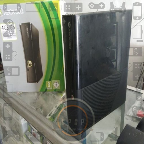 Foto Produk Xbox 360 Slim 250gb Rgh dari dpopshop