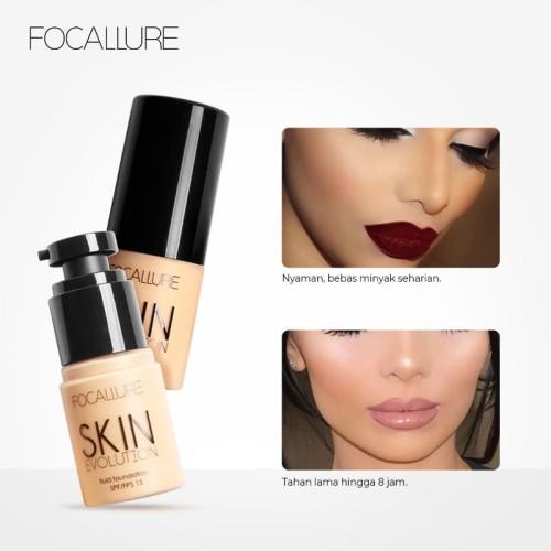 FOCALLURE Liquid Foundation BB Cream Face Base Makeup FA30 - FA30-06 3