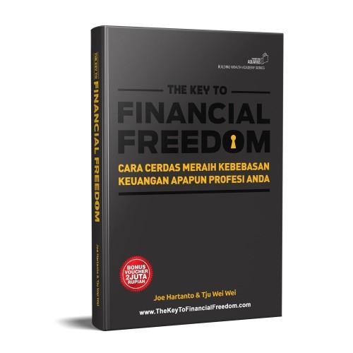 Foto Produk Buku Key To Financial Freedom dari Penerbit Buku Aquarius