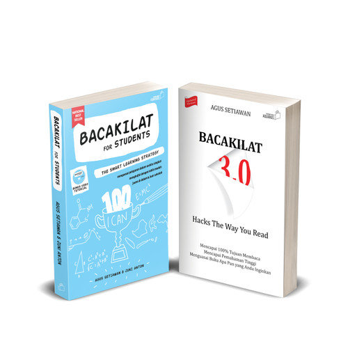 Foto Produk Buku Bacakilat 3.0 dan Bacakilat For Students dari Penerbit Buku Aquarius