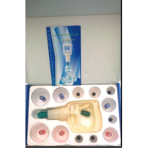 Foto Produk alat Bekam Sella 12 cup/kop MURAH BERKUALITAS dari mastha malang