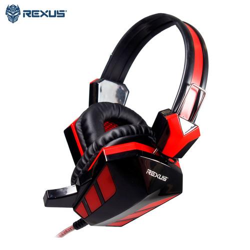 Foto Produk Headset Gaming Rexus Vonix F22 - Merah dari Ridista Official Store