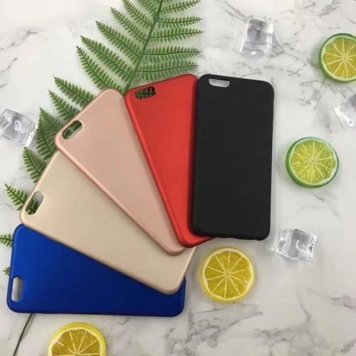 Foto Produk Xiaomi Redmi Note 7 Soft Case Matte Baby Skin - Emerald dari Urban Story