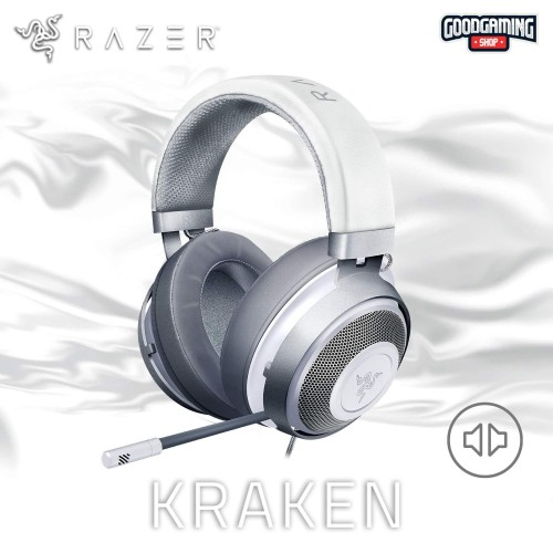 Foto Produk Razer Kraken Multi-Platform Mercury - Gaming Headset dari GOODGAMINGM2M