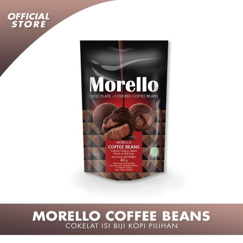 Foto Produk MORELLO COFFE BEANS Cokelat Isi Biji Kopi dari IUOfficialStore