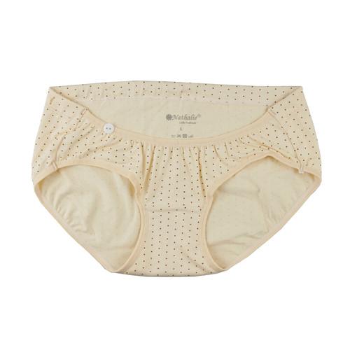Foto Produk Nathalie Celana Dalam Maternity Underwear Mini Panty 1 Pcs NTC 3273 - Orange, L dari Flyman Nathalie Store
