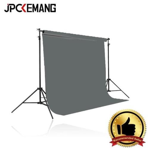 Foto Produk BD Background Paper Thunder Gray 2.72m x 11m dari JPCKemang