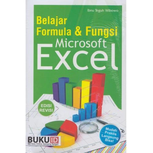 Foto Produk Buku Belajar Formula dan Fungsi Microsoft Excel dari Buku ID