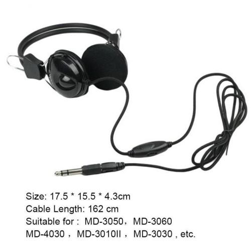 Foto Produk HEADPHONE EARPHONE for METAL DETECTOR dari DO OFFICIAL STORE