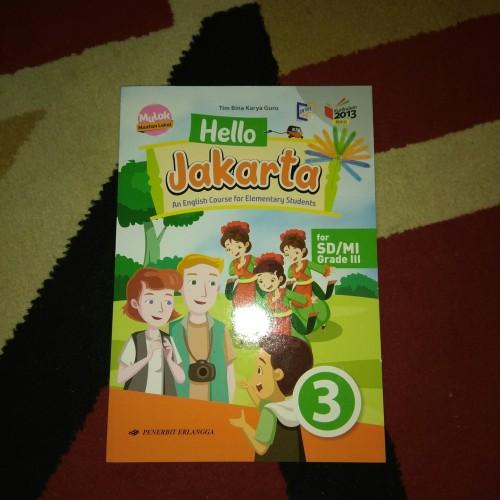 Foto Produk HELLO JAKARTA KELAS 3 SD ERLANGGA KURIKULUM 2013 dari Toko Buku Lestari