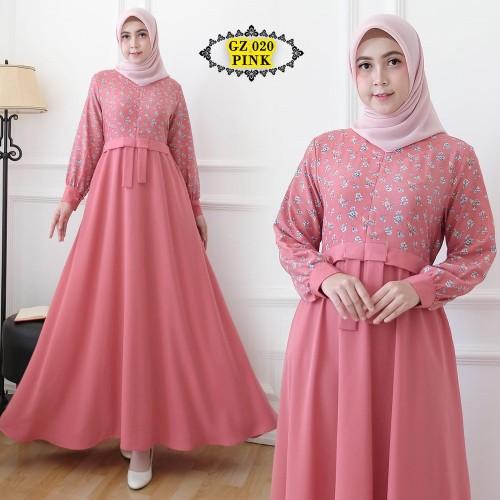 Jual Gamis Wollycrepe Gz 020 Gamis Pink Gamis Wollycrepe Gamis Remaja Jakarta Barat Haedar Reskiazz Tokopedia