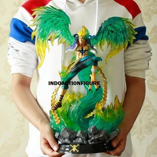 Foto Produk Action figure One Piece Marco the Phoenix statue POP XL PVC GK limited dari IndoActionFigure
