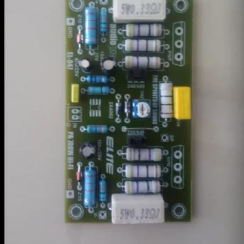 Foto Produk DRIVER POWER AMPLIFIER 700 W UP GRADE DARI 140W MONO ELITE 700W TR dari aneka store