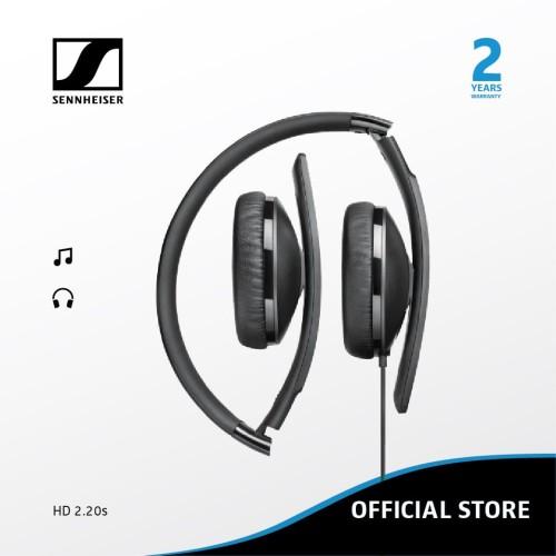 Foto Produk Sennheiser Headphone HD 2.20S dari Sennheiser Official