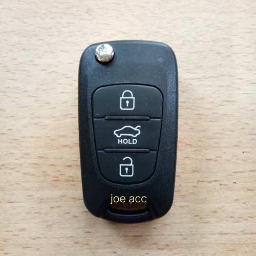 Foto Produk Casing Kunci Lipat Flipkey KIA Rio Sportage dari joe accessories