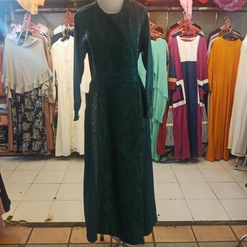 Jual Gamis Fashion Wanita Brokat Kuning M Kota Medan Toko Nenek Tina Tokopedia
