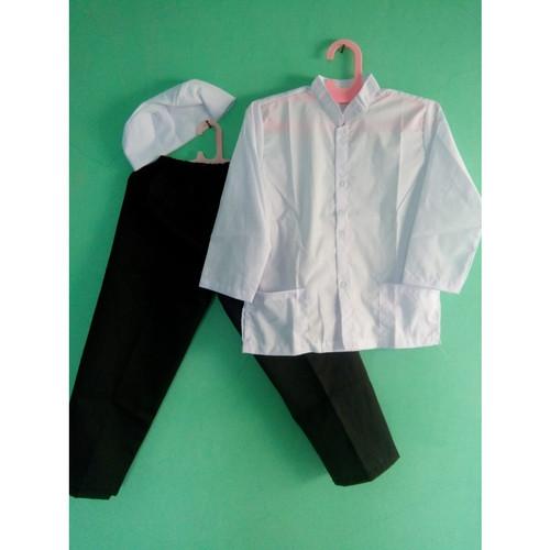 Foto Produk Baju Muslim |Setelan Baju Koko Anak Tanggung 10- 11 - 12 - 13 Thn - Size 12 dari Zarka Baby Shop