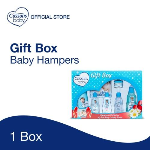 Foto Produk Cussons Baby Gift Box dari Cussons Official Store
