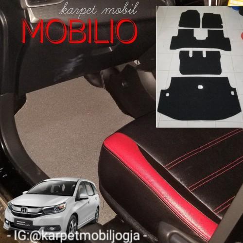 Foto Produk karpet mie mobil mobilio full bagasi dari SMR Karpet Mobil Jogja