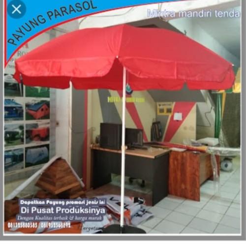 Foto Produk payung tenda diameter 240cm - Biru dari yara tenda