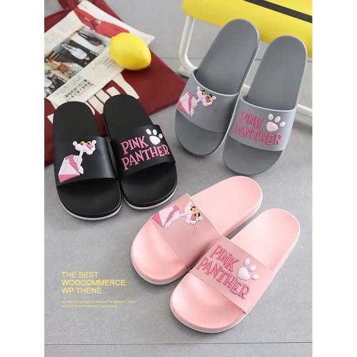 Foto Produk Sandal karet karakter Pink panther termurah dari Bimashop