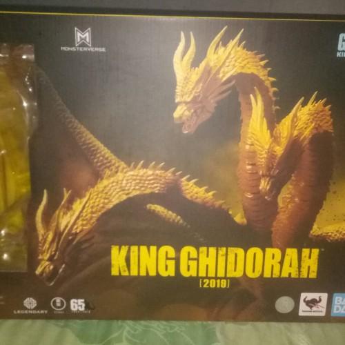 Foto Produk S.H.Monsteraets King ghidorah dari fukboomer