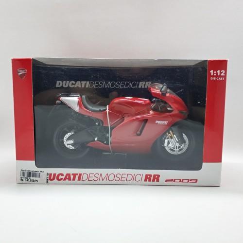 Foto Produk Diecast Automaxx Ducati Desmodesici RR 2009 murah meriah dari Hanstoy House