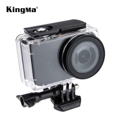 Foto Produk Waterproof Case / Housing Underwater Xiaomi Mijia Action Cam 4K - 40M dari Kingma Indonesia