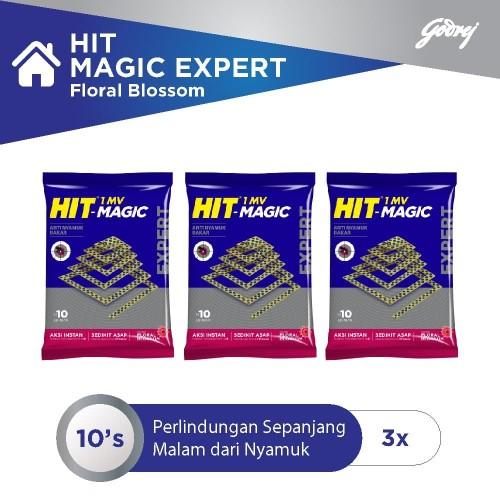 Foto Produk HIT MAGIC EXPERT FLORAL BLOSSOM 10S dari Godrej Indonesia Store