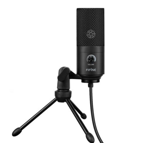 Foto Produk Fifine K669B - USB Condenser Mic with Volume Control dari Destiny Sound