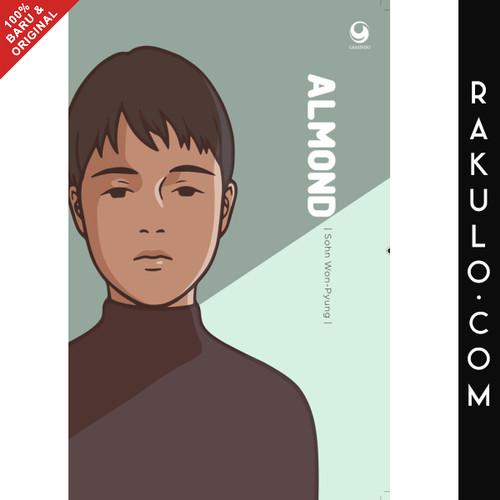 Foto Produk Buku Almond by Sohn Won - Pyung Gramedia dari Rakulo