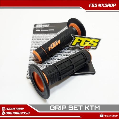 Foto Produk Handgrip Ktm Grad Ori Handgrip Handfat Ktm Model Original Good Quality dari FGS MXSHOP