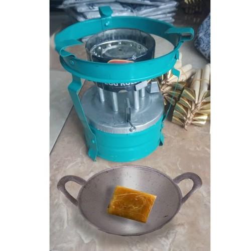 Foto Produk Paket Peralatan Membatik Kompor Wajan Malam Canting dari Jogja Batik