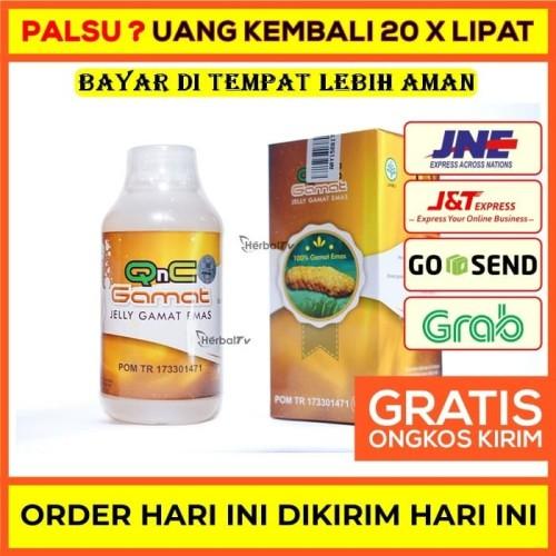 Foto Produk QnC Jelly Gamat Asli 100% ORIGINAL dari WFN Herbal