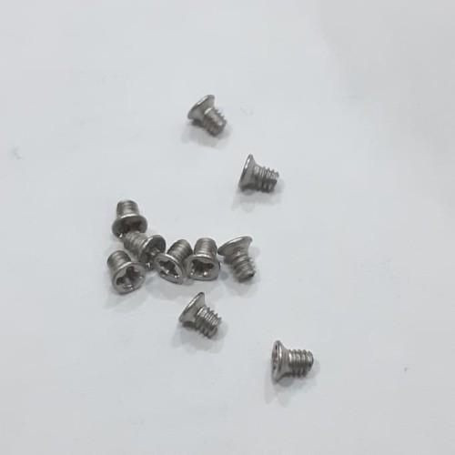 Foto Produk Baut M2 x4mm JF Stainless 304 20pcs Baut saja dari toko Bangunan Makmur