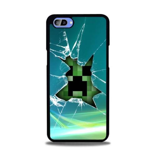 Jual Hardcase Hp Realme C2 Minecraft Creeper Glass Broken X4367 Kota Semarang Infinity Case Store Tokopedia