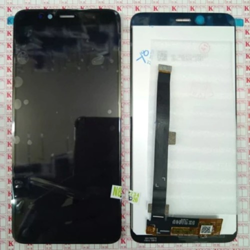 Foto Produk LCD + TOUCHSCREEN LENOVO K520 ORIGINAL - Hitam dari KING sparepart