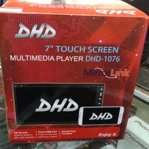 Foto Produk doubledin DHD 1076 mirrorlink dvd dari shs makmur