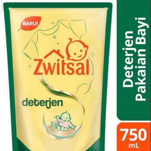 Foto Produk ZWITSAL Baby Fabric Detergent 750ml dari Grevishop